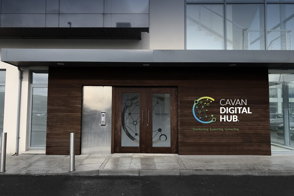 Cavan Digital Hub - hot desks, dedicated desks, private offices and meeting rooms